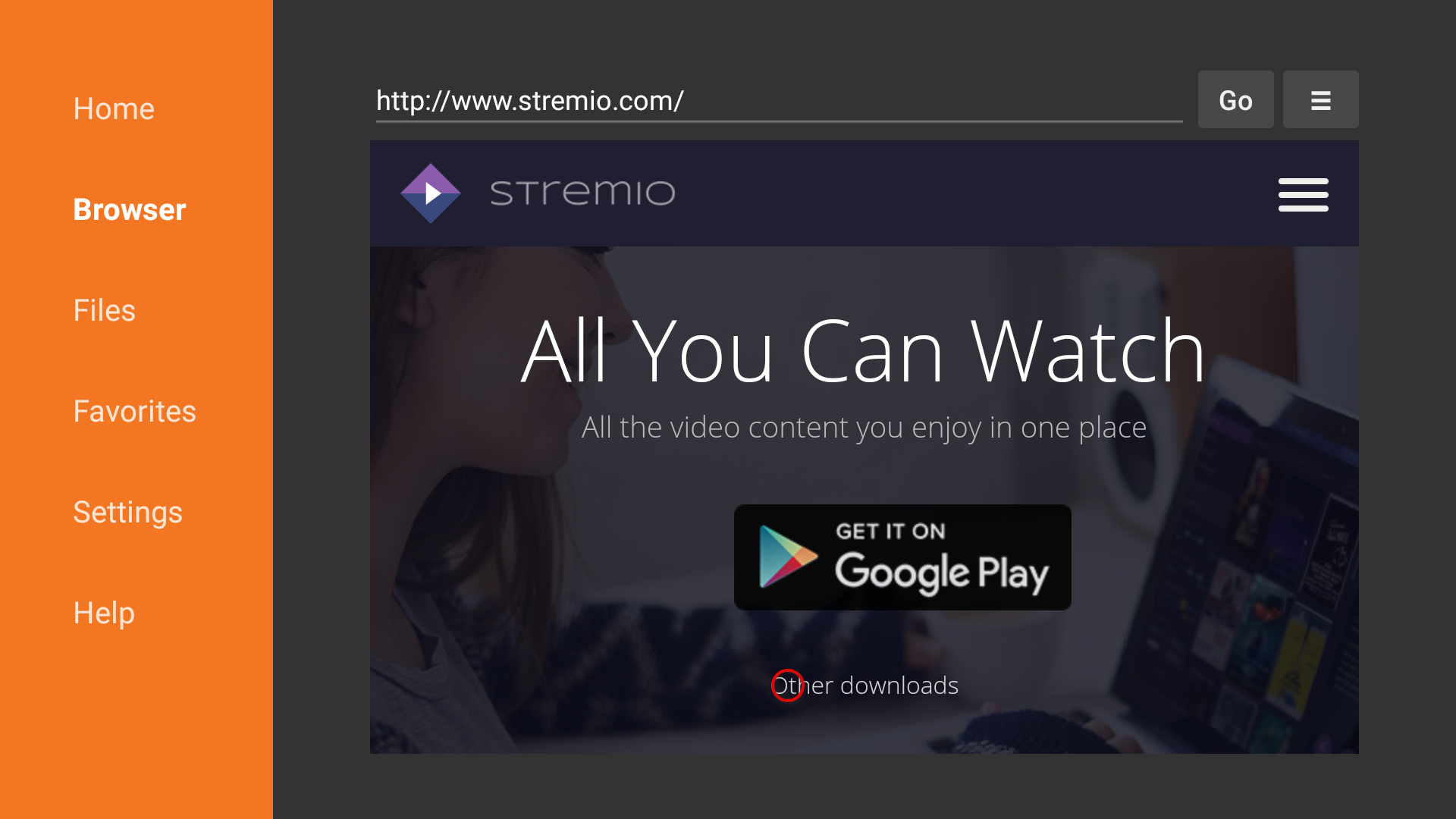 How to Install Stremio on Amazon Fire Stick TV – Stremio Help Center