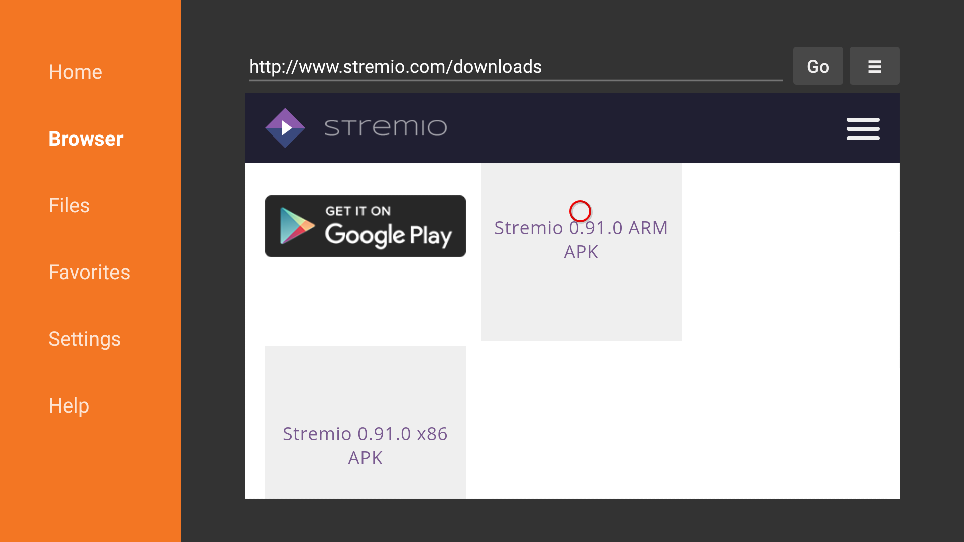 How to Install Stremio on Amazon Fire Stick TV – Stremio